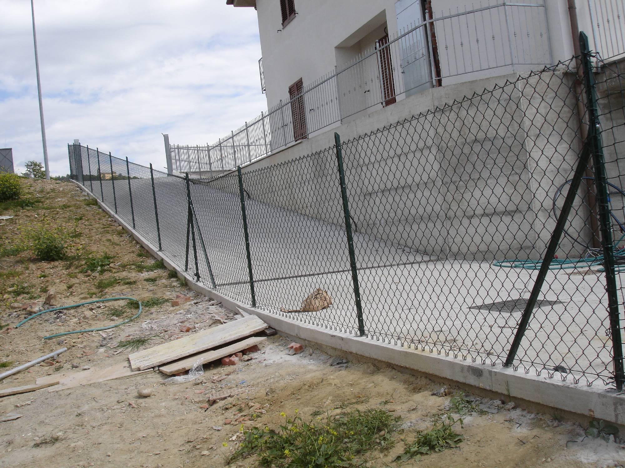 Amantini recinzioni recinzioni for Cancello scorrevole leroy merlin